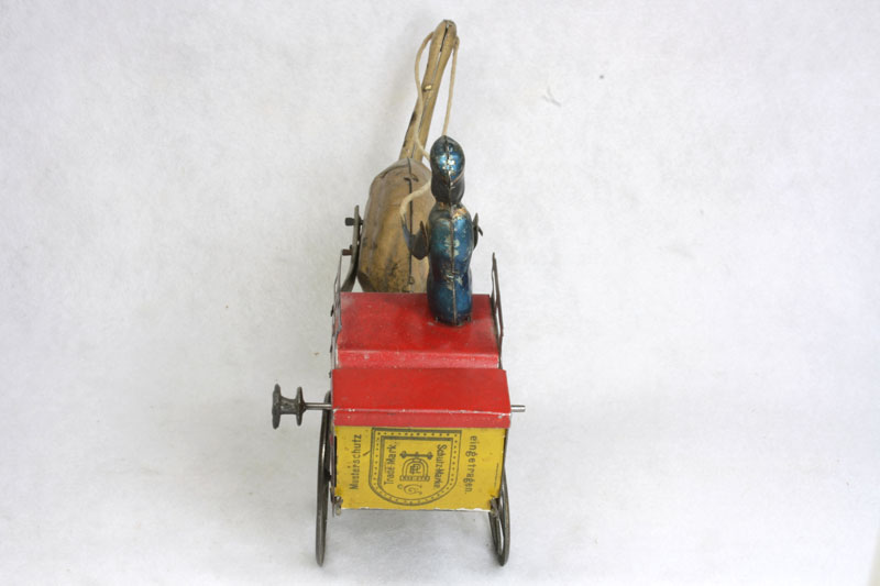 Africa Yellow | Lehmann Tin Toy Company
