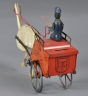 Africa Red | Lehmann Tin Toy Company