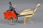 Africa Red   Lehmann Tin Toy Company