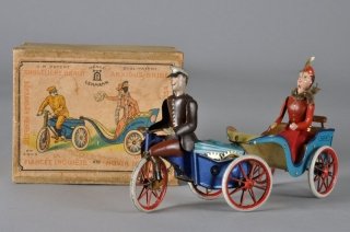 Anxious Bride EPL470 | Lehmann Tin Toy