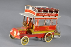 Autobus Double-Decker Bus EPL590 | Lehmann Tin Toy