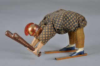 Ajax Polka Dot | Lehmann Tin Toy