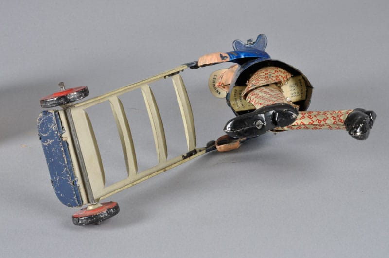 Lehmann Tin Toy Collection | Adam the Porter