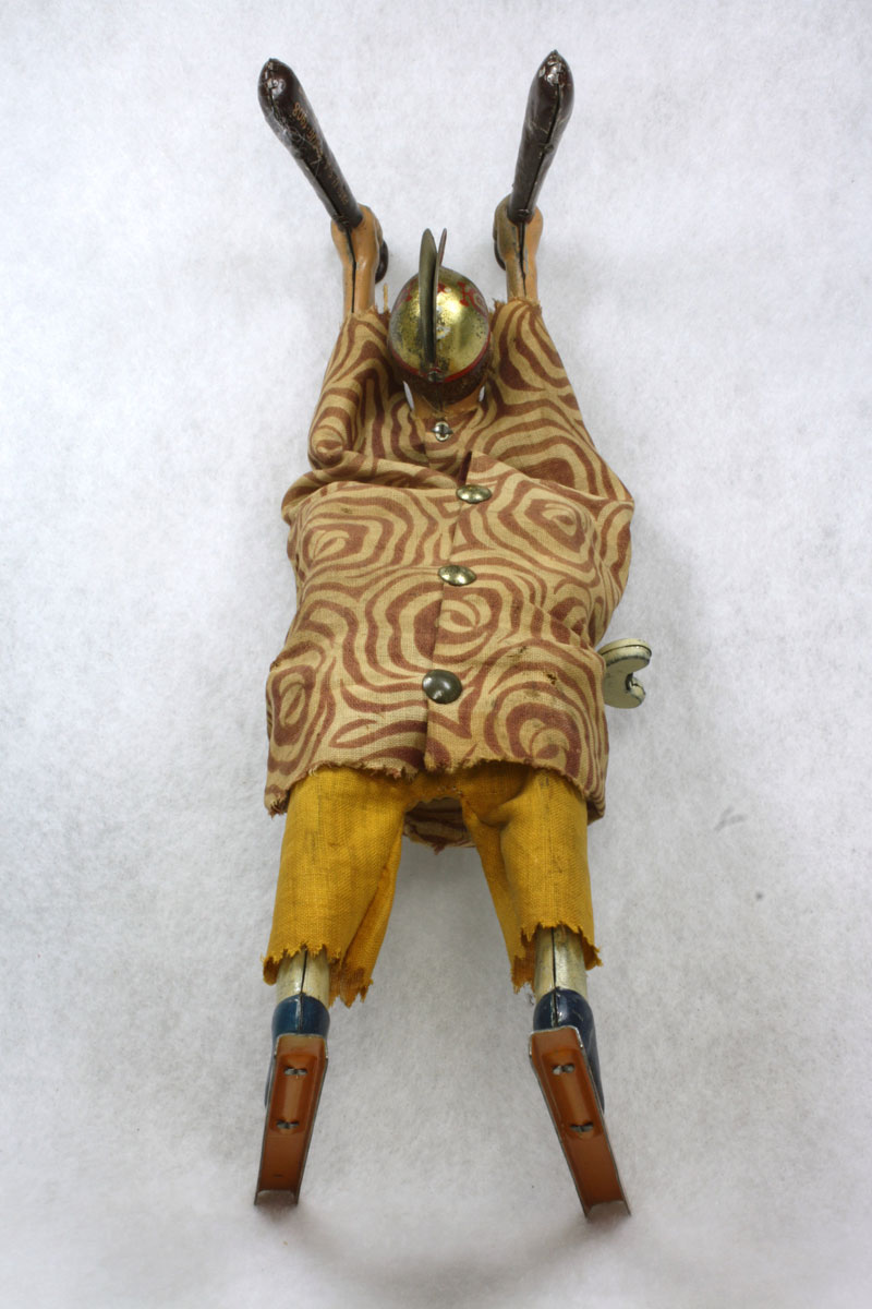 Ajax Stripped Version | Lehmann Tin Toy