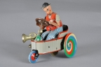 "Lehmann ""Peter"" Clown Cart"