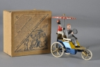 "Lehmann ""New Century Cycle"" 3 Wheeler w/Umbrella"