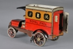 "Lehmann ""Royal Mail"" English mail truck w/driver"